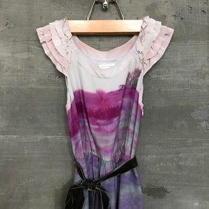 Anthropologie Dresses & Skirts - Anthro {Moulinette Souers} • Violet Gloaming Dress