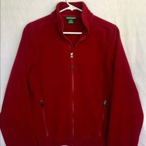 L.L. Bean Jackets & Blazers - LL Bean Fleece
