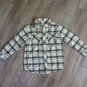 Janie and Jack Other - Janie and Jack boys flannel
