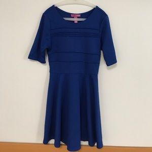 Aqua Girls' Flare Dress