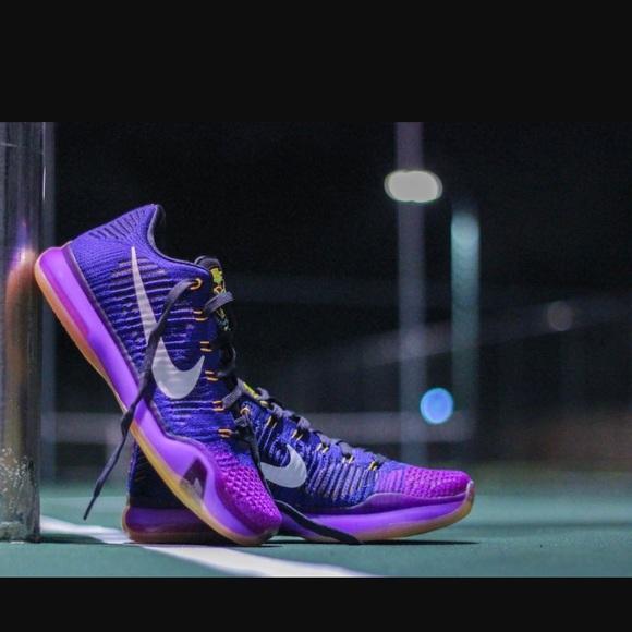 online store b2370 773ab Nike Kobe X Elite Low
