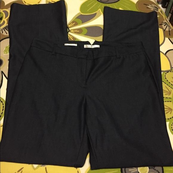van heusen ban heiden studio navy dress slacks size 4 from danielle