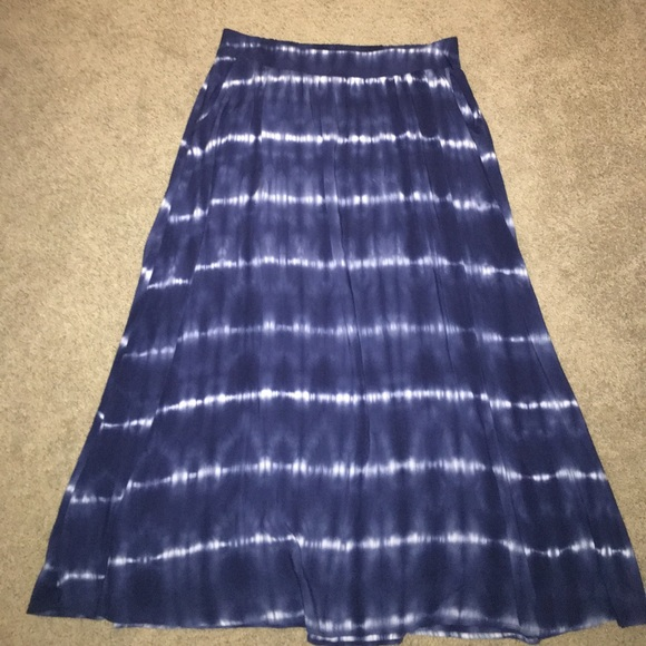 67 merona dresses skirts merona tie dye maxi