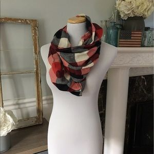 Accessories - Flannel Infinity Scarf