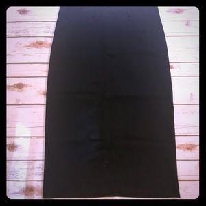 Giorgio Armani Dresses & Skirts - True Vintage Giorgio Armani black midi skirt