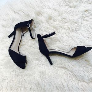 H&M Shoes - H & M Black Heel Shoes 7