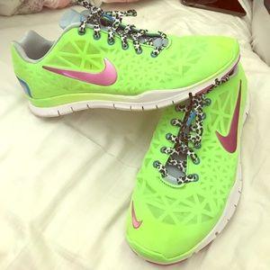 Nike Shoes - Nike free tr fit 3