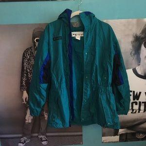 Vintage Jackets & Blazers - Columbia vintage coat