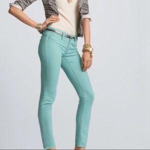 CAbi Denim - CAbi thin mint skinny jeans
