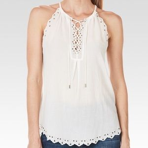 Paige LIANA TOP - WHITE