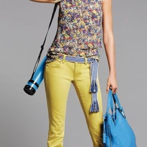 CAbi Denim - CAbi citron skinny jeans