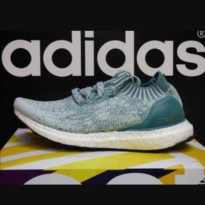 a9358777017 adidas Shoes - Adidas Ultra Boost Uncaged Green crystal BB3905