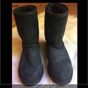Classic Black UGG Boots