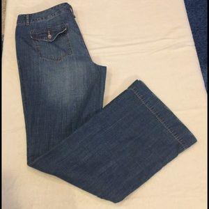 Tommy Hilfiger Denim - Tommy Hilfiger Lightweight Denim Trouser Size 10