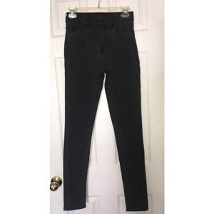 Divided by H&M High Waisted Skinny Jeans Size 6