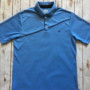 Callaway Other - Callaway - Short Sleeved, Polyester Golf Polo
