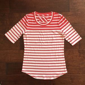 Banana Republic Stripe Tee
