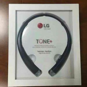 Accessories - LG Tone HBS910 Black Multiple Colors earphones