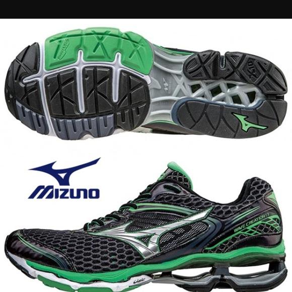 Mizuno - 🌿Mizuno Wave Creation 17 running/athletic shoes ...