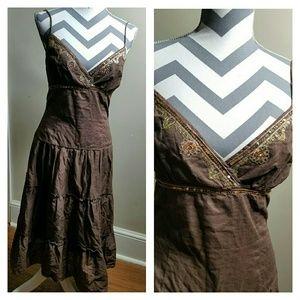 Ruby Rox Dresses & Skirts - 💞 $12 💕 Sundress BoHo Skirt. Spaghetti Straps