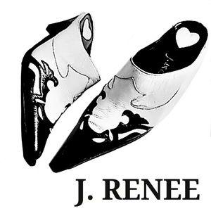 J Renee Shoes - J. RENEE RODEO CLOGS / MULES