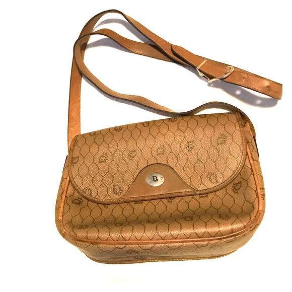 Christian Dior Bags   Vintage Crossbody Bag   Poshmark 890a53529b