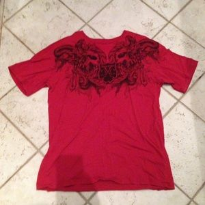 Affliction Other - Xtreme Couture Men's shirt, Used