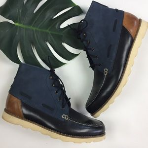 Ted Baker Other - TED BAKER // mens sz 8 boots LEATHER EXCELLENT