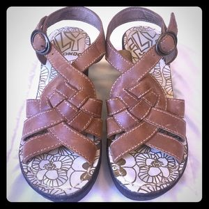 Fly London Shoes - Fly London Wedge Sandals!