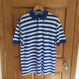 Tommy Hilfiger Pique Polo Shirt