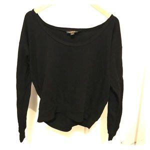 Diesel Black Gold Tops - Diesel Black Gold oversized light sweatshirt