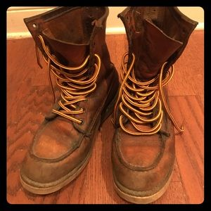 Red Wing Shoes Shoes - Red Wing 877 boots