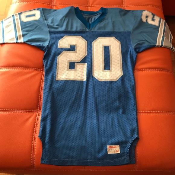 830aa430 Wilson's 96 Detroit lions Barry Sanders jersey. M_593cacf0b4188e26ae0254d9