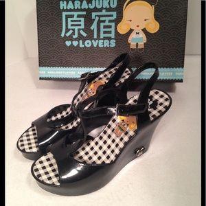 Harajuku Lovers Shoes - Harajuku Lovers Platform Shoes♥️