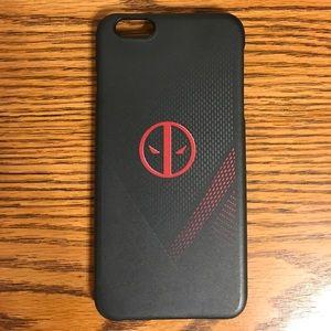 Wolverine Accessories - Deadpool iPhone 6s plus case