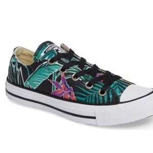 Converse Shoes - NWT Chuck Taylor tropical converse