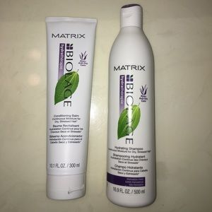 biolage Other - Matrix BIOLAGE shampoo and conditioning balm