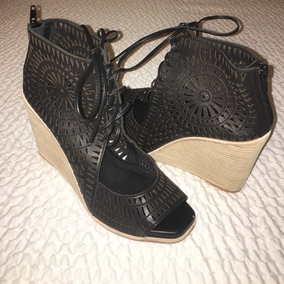 Jeffrey Campbell Shoes Jeffrey Campbell Rayos Perforated
