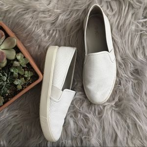 Vince 'Blair' Perforated Slip-On Sneakers