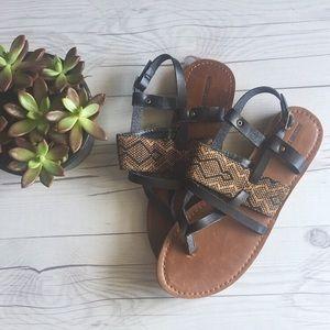 Shoes - Aztec Sandals