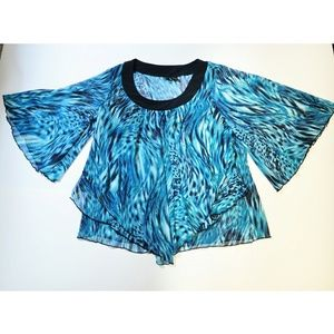 New Directions Tops - Womens Blouse by New Directions Size 2X