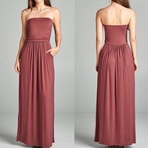 MEREDITH Uber Soft Maxi Dress - 3 colors