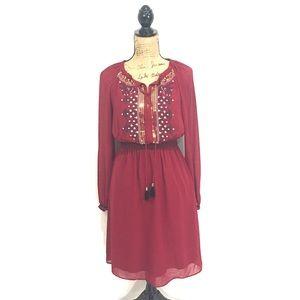 Altuzarra for target boho peasant dress