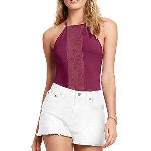 PINK Victoria's Secret Other - NIP VS PINK XS, S, & M High Neck Lace Bodysuit