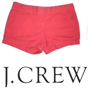 Nwt j crew chino shorts