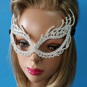 boutique Jewelry - CZ's mask