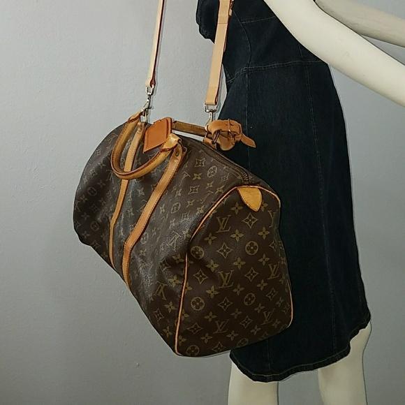 486de0c41994a Louis Vuitton Handbags - 1 day sale. Authentic LV Carry all 45