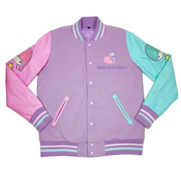 f3b3ff63f Japan LA Jackets & Coats | Little Twin Stars By Varsity Jacket ...