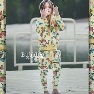 Other - Flutter Wings Track Suit