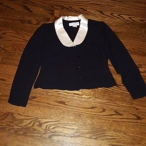 Jones New York Jackets & Blazers - Sexy pretty modern blazer top by  JONES NEW YORK